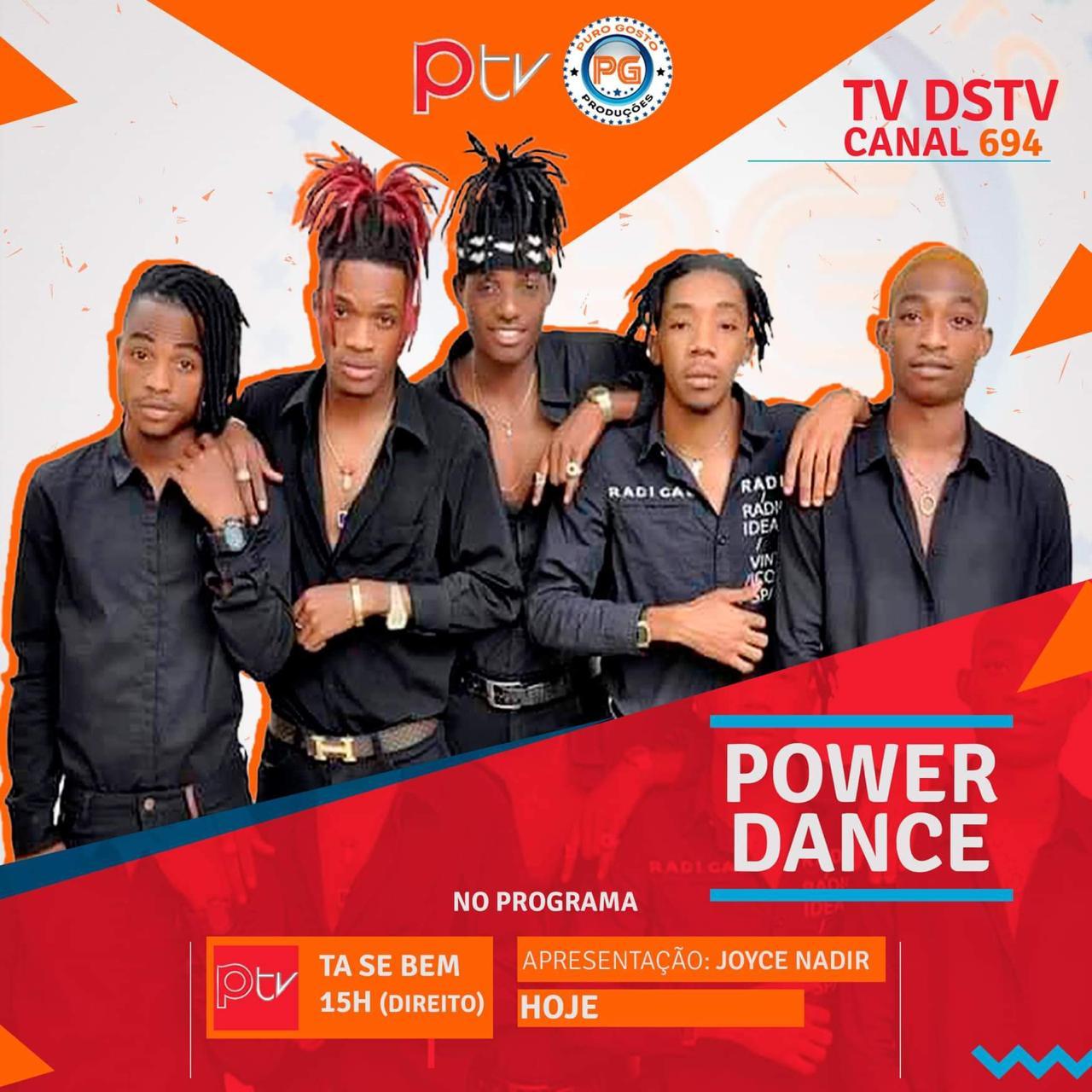 Power Dance - Leite - Baixar News