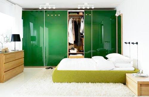 The Shopping Online Moderne Fraîche Green Idea Décoration Chambre