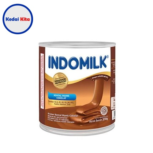 Susu Kental Manis Indomilk Coklat