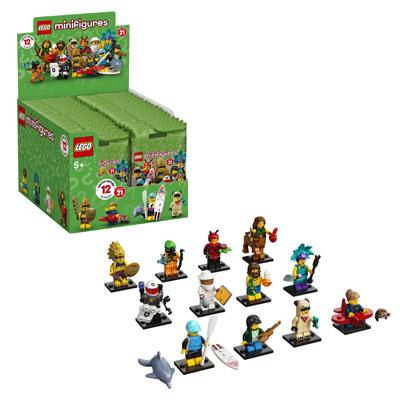 レゴ(LEGO) ミニフィギュア シリーズ21 71029