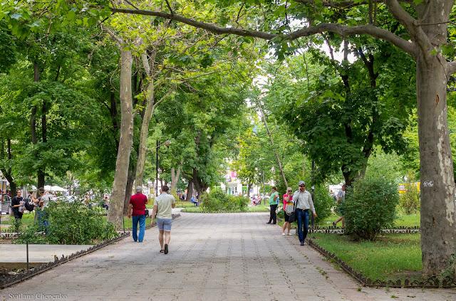 Олександрівський проспект в Одесі
