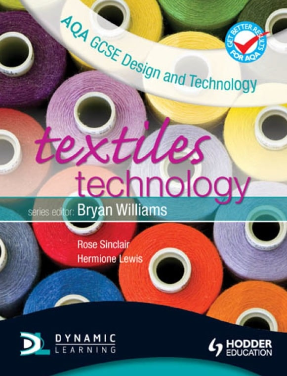 AQA GCSE Design and Technology: Textiles Technology