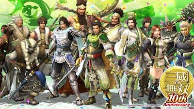 Cara Mendapat 4th Weapon, Senjata Terkuat di Dynasty Warriors 5