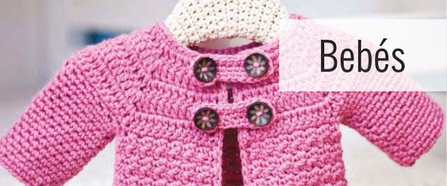 Ropa para Bebés a Crochet