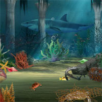 FirstEscapeGames Underwater Treasure Escape 3