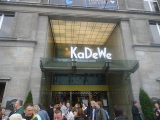 Kadewe Shopping Berlin Germany