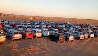 الجمارك: أغلقنا ملف عربات (البوكو) وأي عربة غير مُقنّنة سيتم صهرها