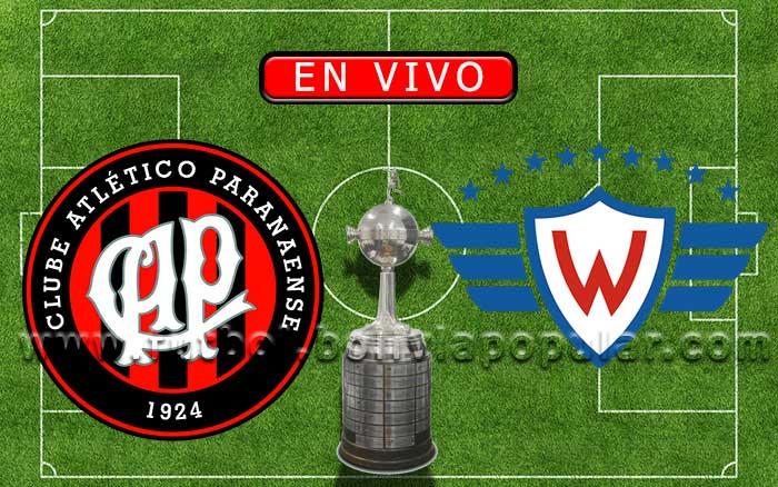 【En Vivo】Atlético Paranaense vs. Wilstermann - Copa Libertadores 2020