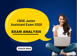 CBSE VARIOUS JUNIOR ASSISTANT POST QUESTION PAPER 2020 WITH SOLUTION G.K & G.A., CURRENT AFFAIRS , ENVIRONMENT