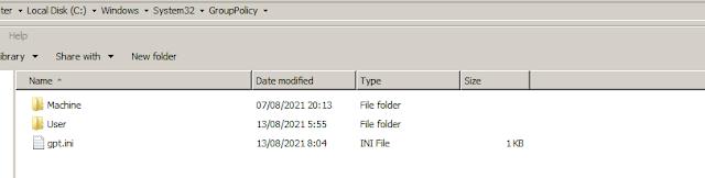 Cara Reset gpedit.msc Windows