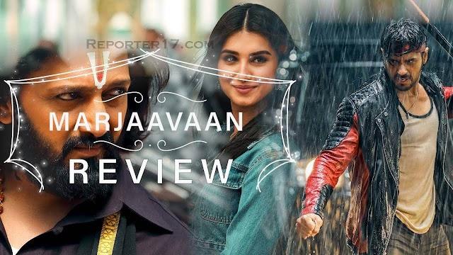 Marjaavaan Movie Review In Hindi: Siddharth Malhotra, Ritesh Deshmukh, Tara Sutaria, Rakul Preet In 2019