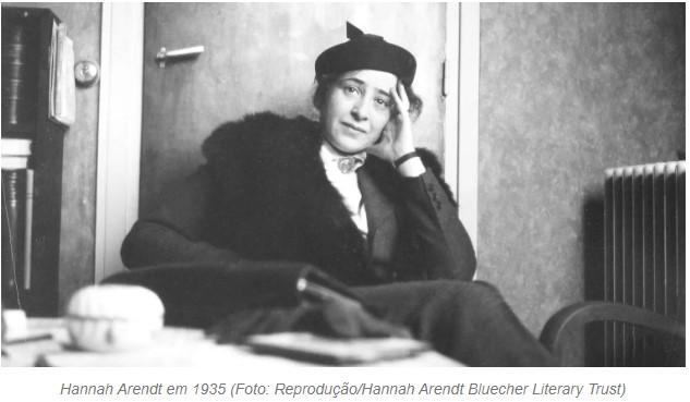 A Condição Humana na visão da filosofa germânica-americana Hannah Arendt