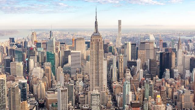 Kota New York sekarang
