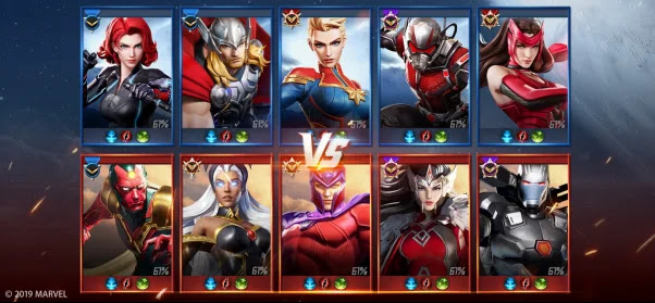 Marvel Super War 2
