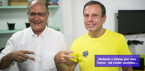 Alckmin no jogo presidencial