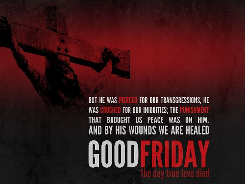Good Friday Quotes From The Bible: Newer Post Older Post Home