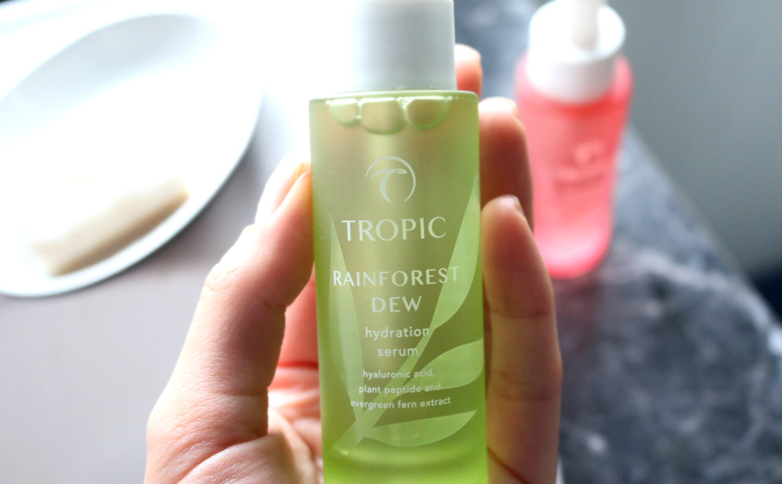 Tropic Rainforest Dew Serum review