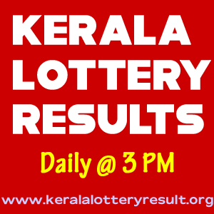 Latest Live Kerala State Lottery Results Online