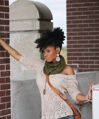 Sharing some Natural hair's beauty and love