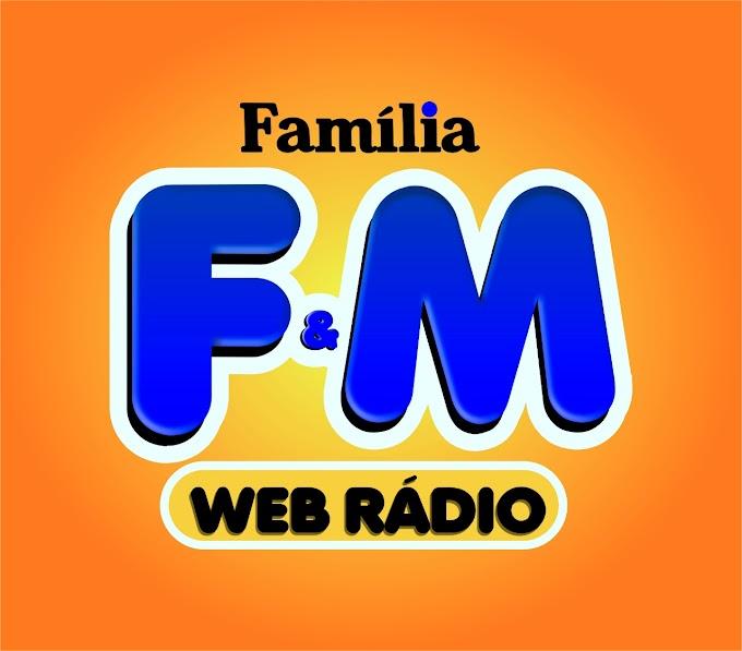 Web Radio Família F e M