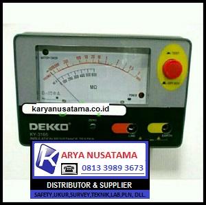Jual Analog Insulation Terater DEKKO KY-3165 di Jember
