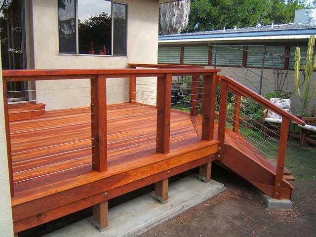 Cable Deck Railing System photo