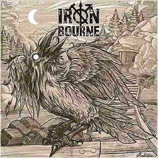 Ο ομώνυμος δίσκος των Ironbourne
