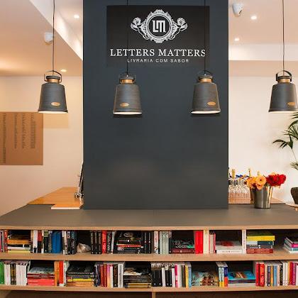 Letters Matters - Muito mais que uma livraria