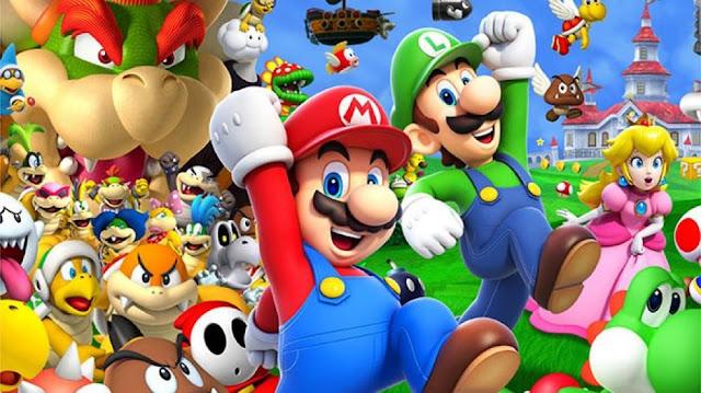 Gambar Super Mario Bros