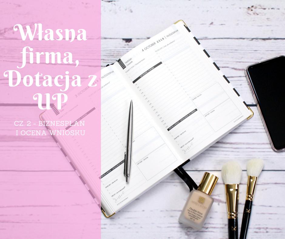 Własna firma, dotacja z urzędu pracy cz.2 - biznesplan i ocena wniosku