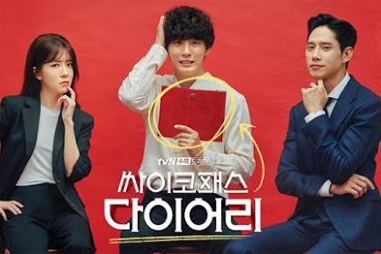 DRAMA KOREA PSYCHOPATH DIARY EPISODE 16 END SUBTITLE INDONESIA