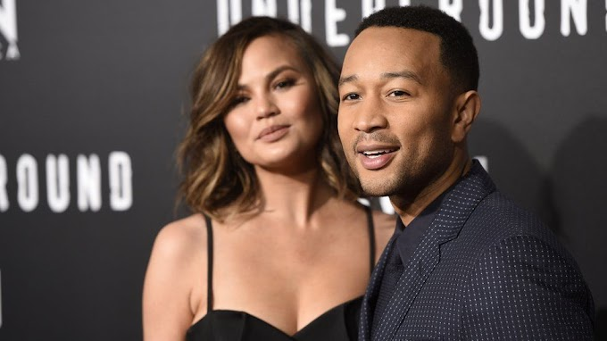 John Legend helped his wife Chrissy Teigen with postnatal depression last year