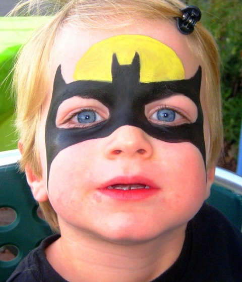Easy Kids Face Painting