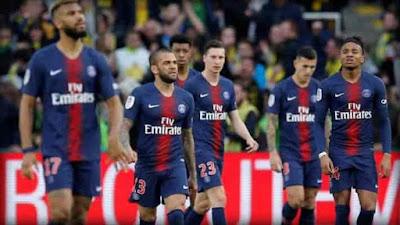 مشاهدة مباراة باريس سان جيرمان وانجية