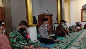 Panit Binmas Polsek Nagreg Polresta Bandung Safari Ramadhan di Mesjid Al Ikhwan Bojong