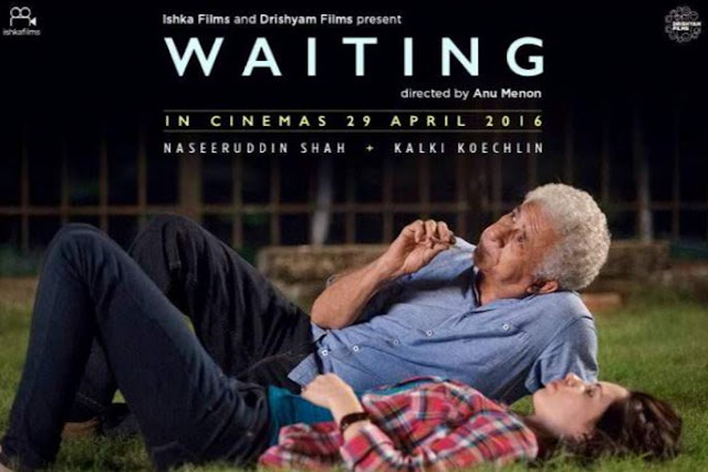 Waiting Hindi Movie Official Trailer 2016 | Naseeruddin Shah | Kalki Koechlin