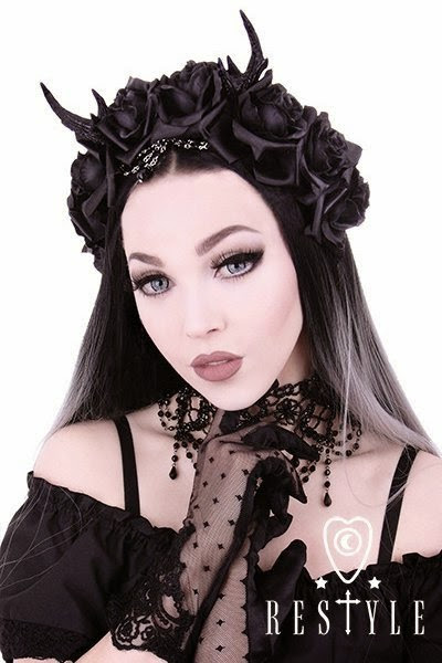 All About the Accessories at The Gothic Shop...