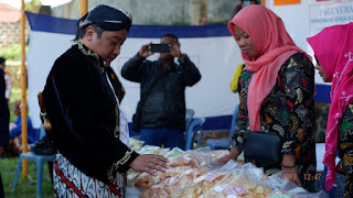 Expo Produk Unggulan Di Desa Plobangan