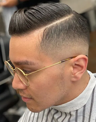 Fade Haircut For Men 2020 (Hairstyle Updates - www.hairstyleupdates.com)