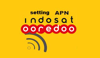Cara Setting APN Indosat 4G LTE iPhone dan Android Terbaru