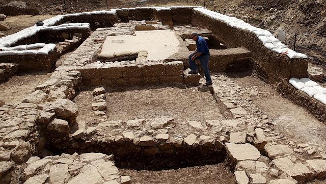 Descubren un sitio bíblico relacionado con el Arca de la Alianza en un convento de Israel