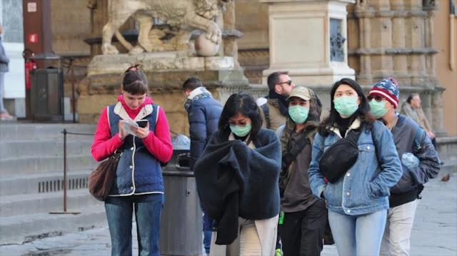 Italia pone en cuarentena a 16 millones de personas por coronavirus