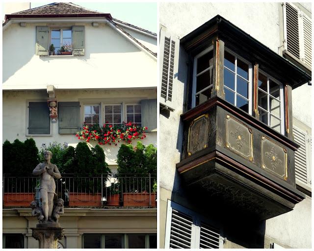 Spiegelgasse Napfgasse Zurich