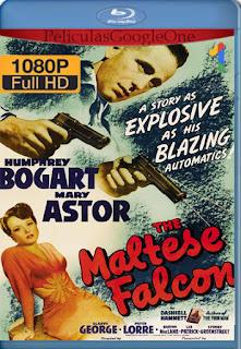 El Halcón Maltes (1941) [1080p BRrip] [Latino-Inglés] [LaPipiotaHD]