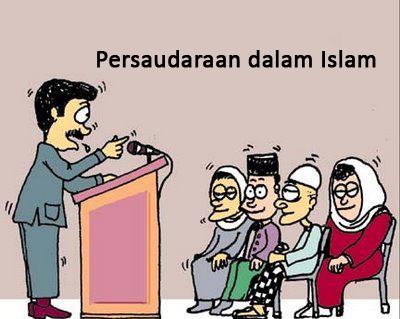 Pidato Bahasa Arab tentang Persaudaraan dalam Islam