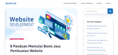 bisnis online di era digital