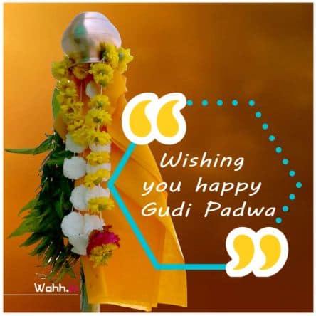 Gudi Padwa  Status