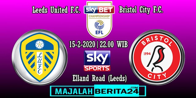Prediksi Leeds United vs Bristol City