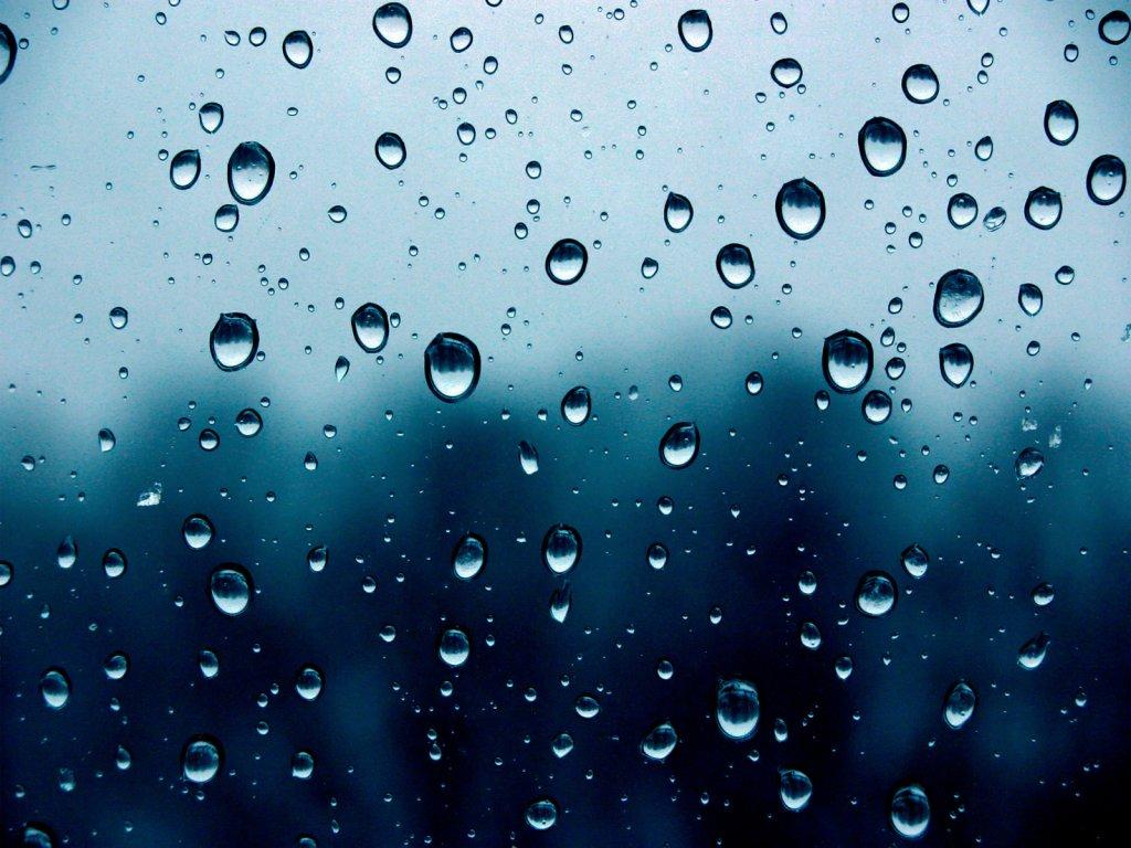 Water-drops-Wallpaper