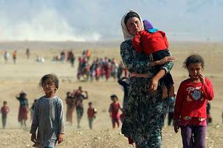 UNHCR: 250.000 Pengungsi Suriah Dapat Kembali Ke Negera Mereka Tahun Depan